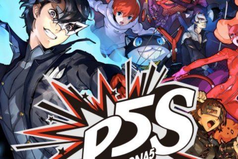 P5、シリーズ初のアクションRPGに!「ペルソナ5 スクランブル」