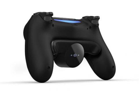 PS4 背面にボタンを追加